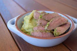 Pesto-Lamb-Steaks-with-Pesto-Mash-Thermomix-Recipe