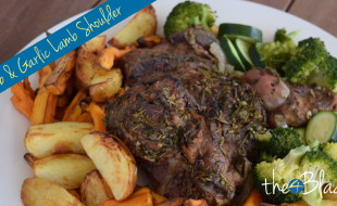 Lamb Shoulder in the Thermomix
