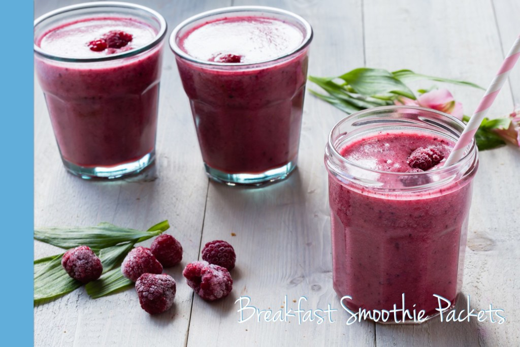 Thermomix Breakfast Smoothies