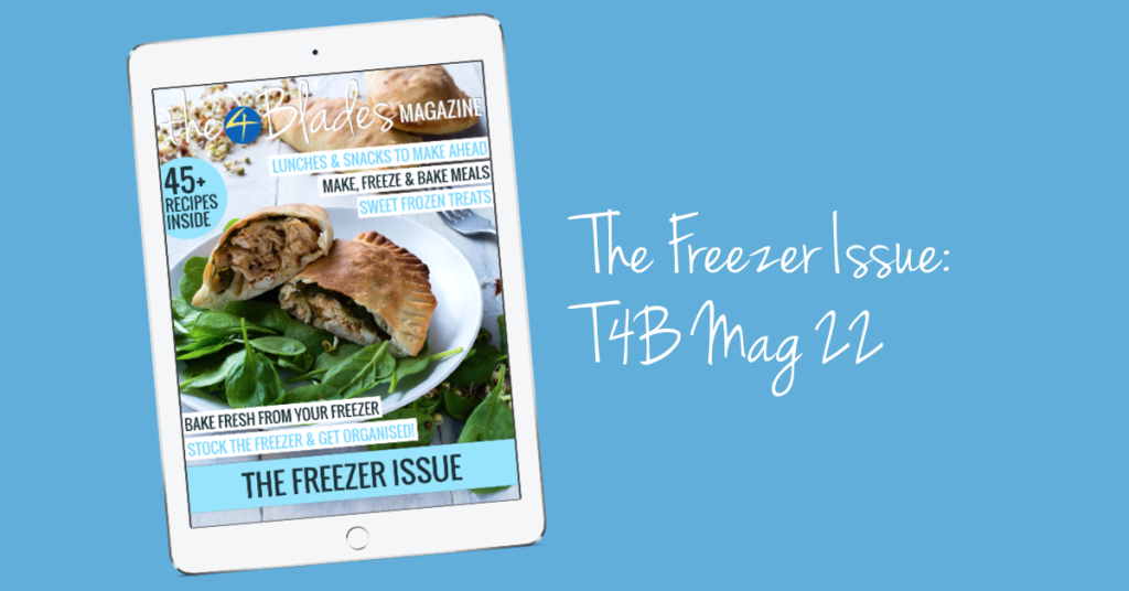 Thermomix Freezer Ideas