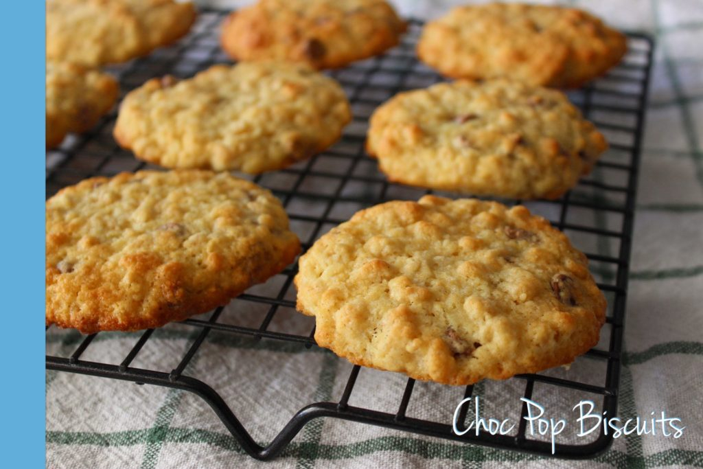 choc pop biscuits thermomix