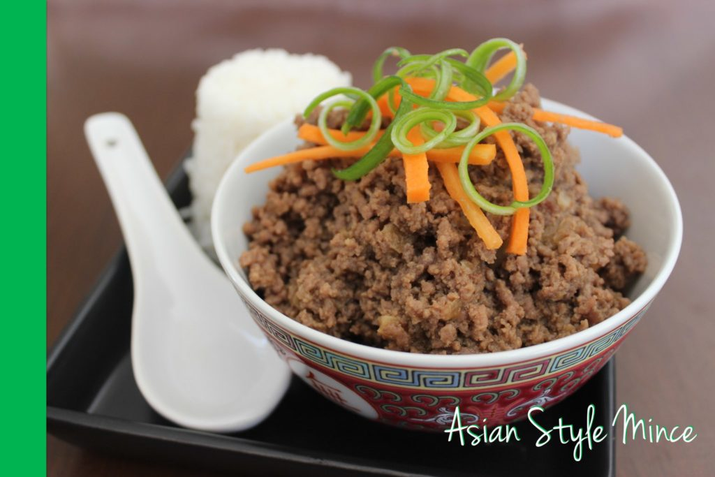 beef mince thermomix