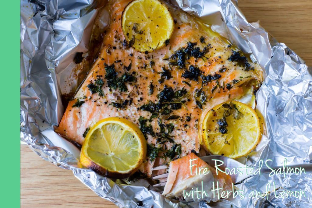 thermomix bbq salmon