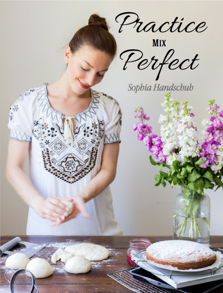 Thermomix Recipe Book Practice Mix Perfect