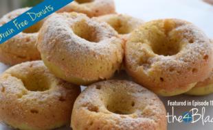 grain free thermomix donuts