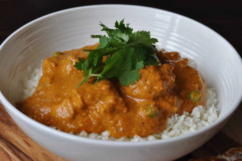 lchf butter chicken