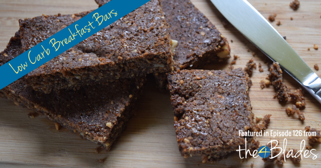 low carb bars healthy thermomix snacks recipe
