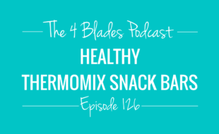 healthy thermomix snacks