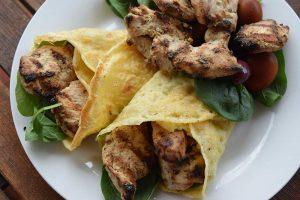 Mild-Greek-Yoghurt-Chicken-Wraps-Thermomix-Recipe