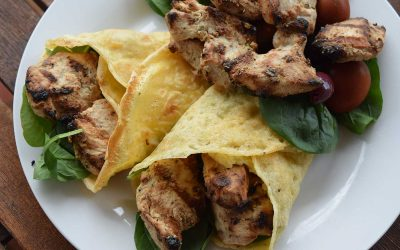 Mild Greek Yoghurt Chicken Marinade