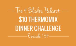 Cheap Thermomix Meal Ideas