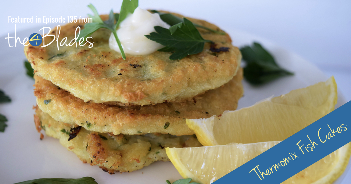 Fish Cakes Thermomix