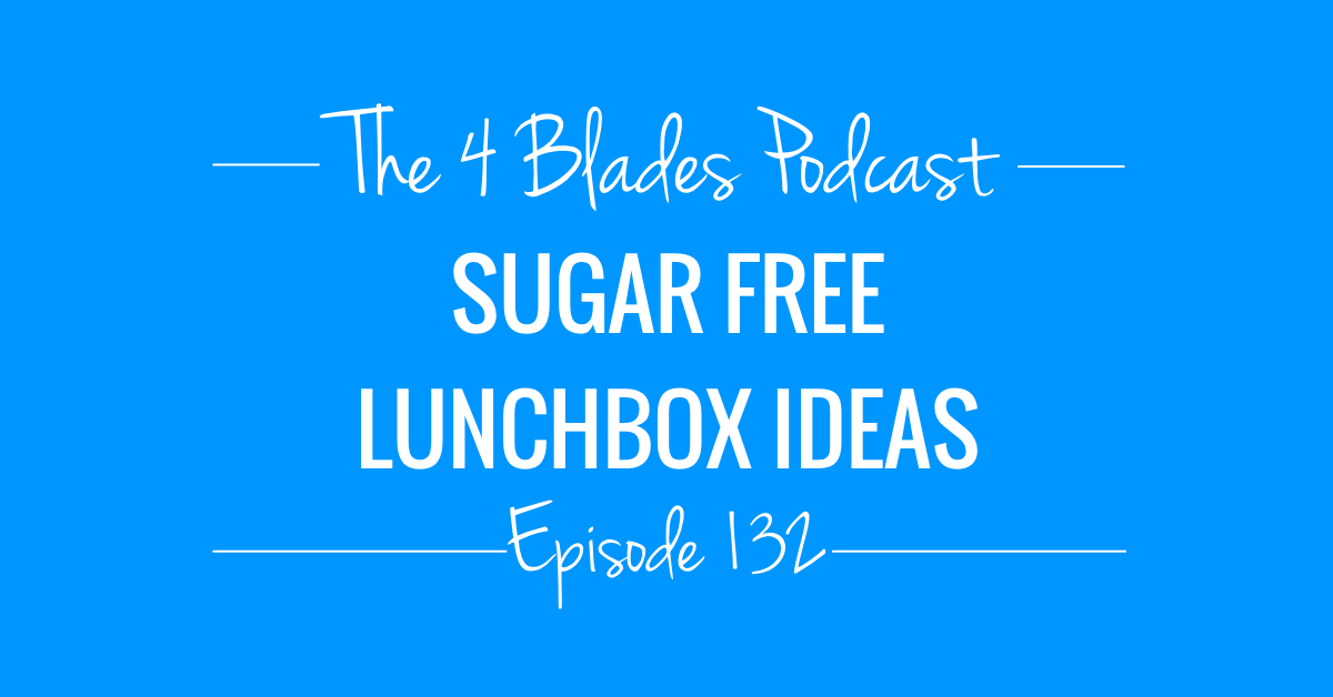 Sugar Free Lunchbox Ideas Thermomix