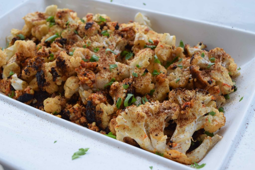 roasted-cauliflower-thermomix-serving