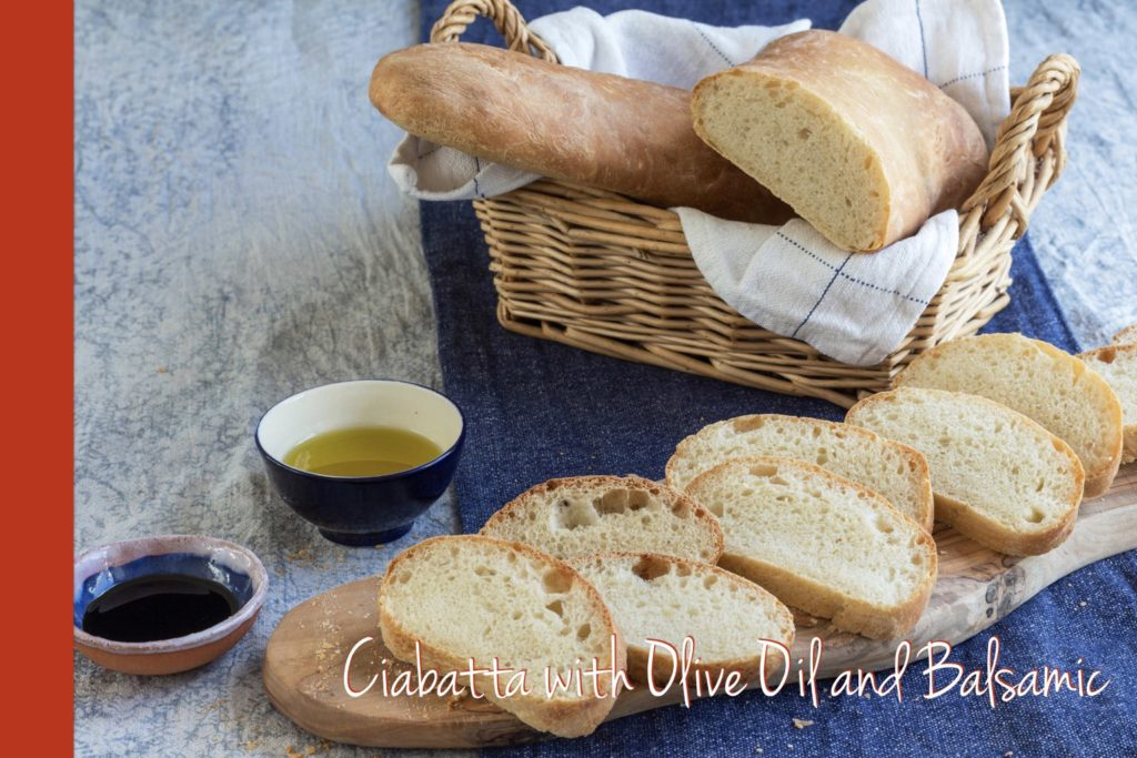 Thermomix Ciabatta Recipe