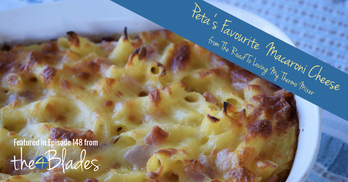 Thermomix Macaroni Cheese
