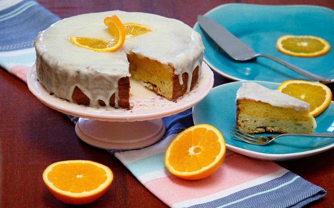 Layered Citrus Cake