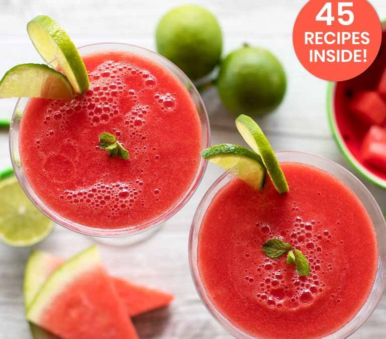 The Summer Issue of The 4 Blades Thermomix Mag