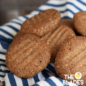T4B140: Quick Thermomix Cookies and Biscuits