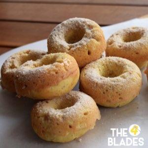 T4B119: Thermomix Doughnuts