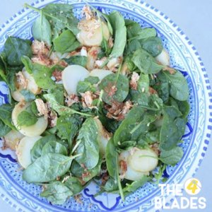 T4B092: Simple Summer Thermomix Salads 3!