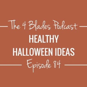 T4B084: Healthy Halloween Ideas