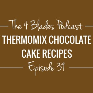 T4B039: Thermomix Chocolate Cake Recipes