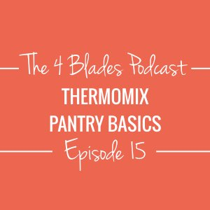 T4B 015: Thermomix Pantry Basics - Chia Seeds: Gluten Free Pizza Dough, Quinoa Loaf & Pudding