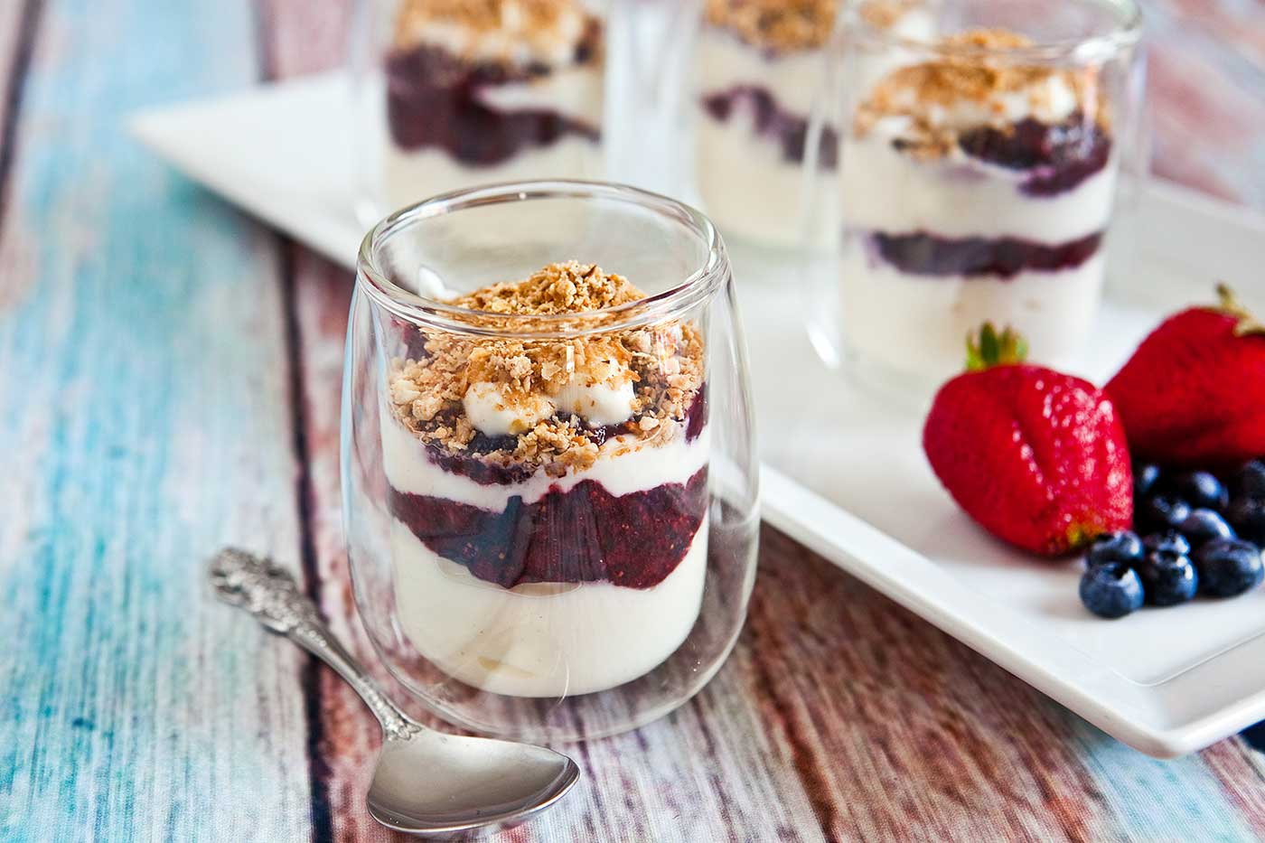 Berry-Yoghurt-Parfaits-Thermomix-Recipe