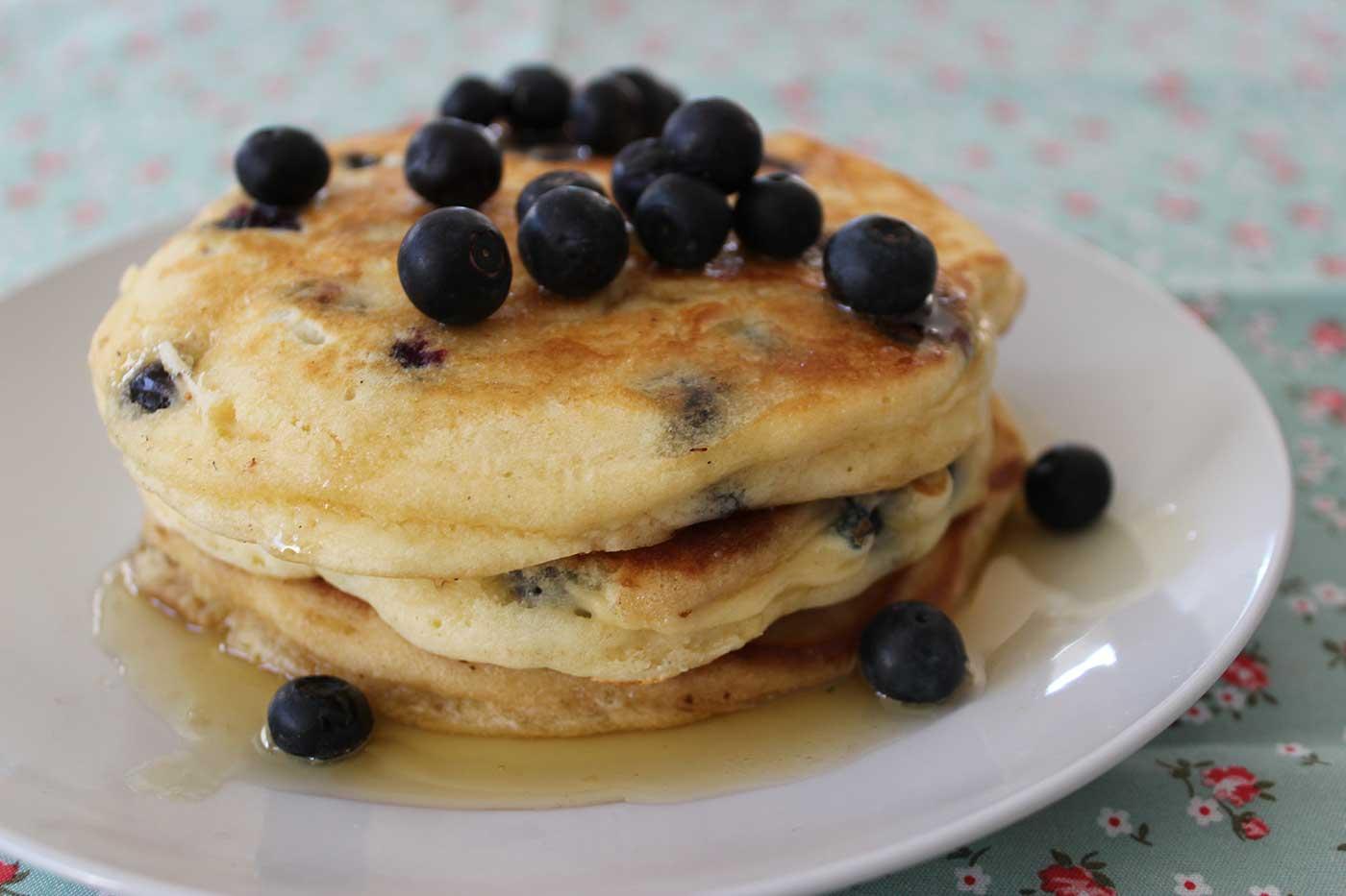 Blueberry-Buttermilk-Pancakes-Thermomix-Recipe