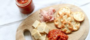 Canned Tomato Relish