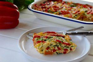 Capsicum-and-Sweet-Potato-Frittata-Thermomix-Recipe