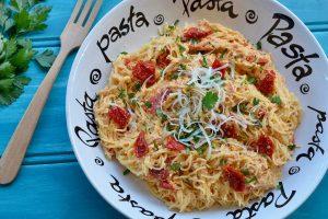 Creamy-Chicken-Sun-Dried-Tomato-Spaghetti-Thermomix-Recipe