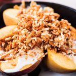 Grilled-Peaches-with-Coconut-Cream-and-Almond-Crumble_2