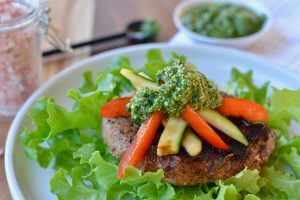 Healthy-Tuscan-Bunless-Burgers-Thermomix-Recipe