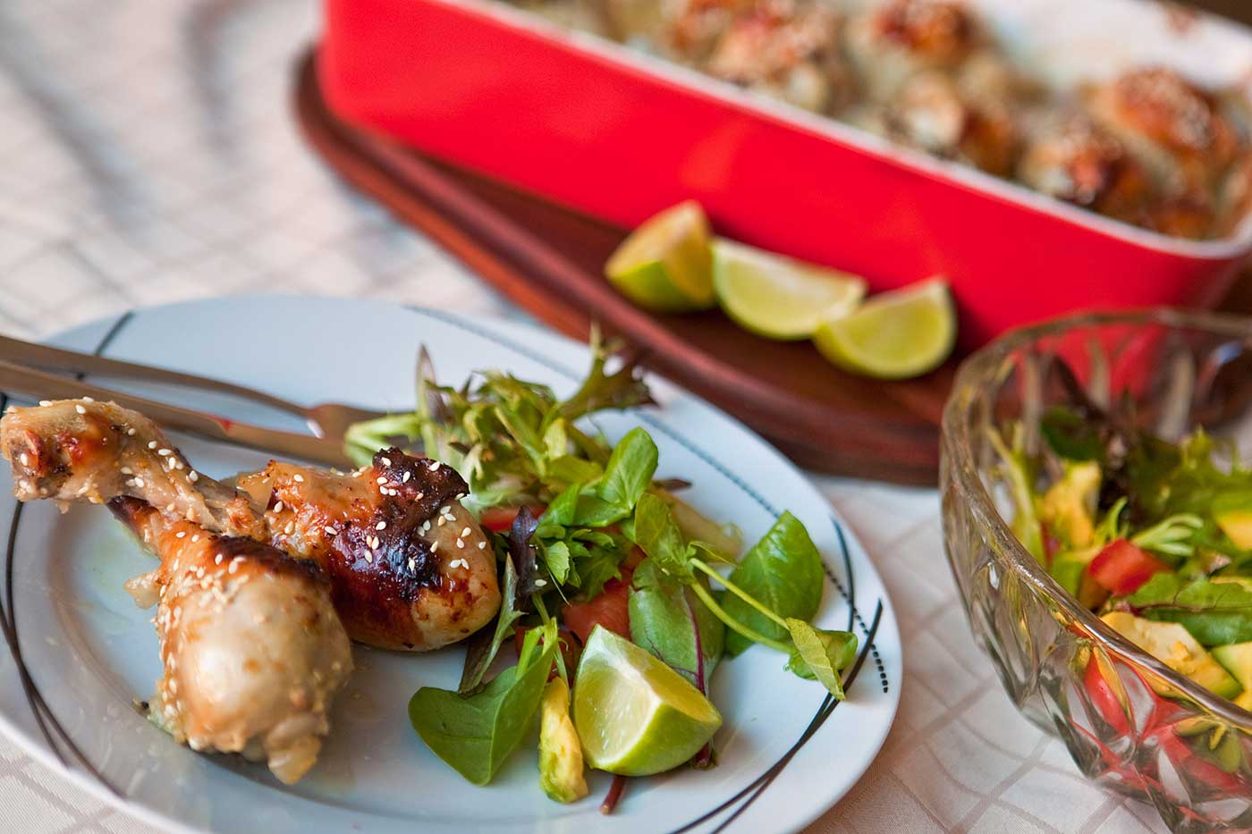Honey-and-Lime-Glazed-Chicken-Drumsticks-Thermomix-Recipe