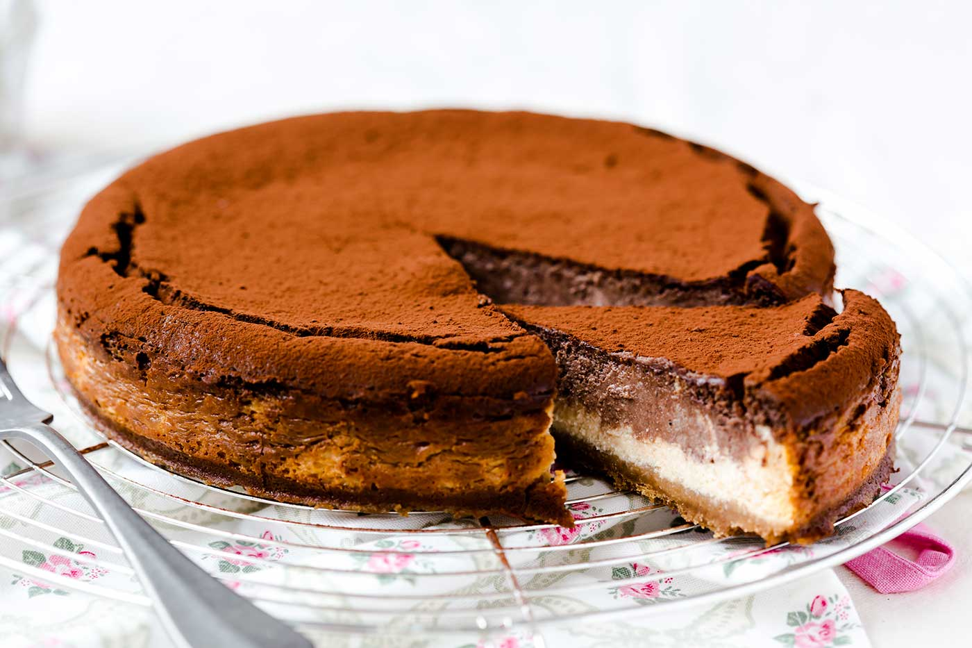 Marbled-Mocha-Cheesecake-Thermomix-Recipe
