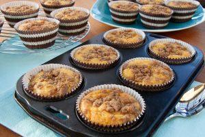 Mini-Peach-Crumble-Cakes-Thermomix-Recipe