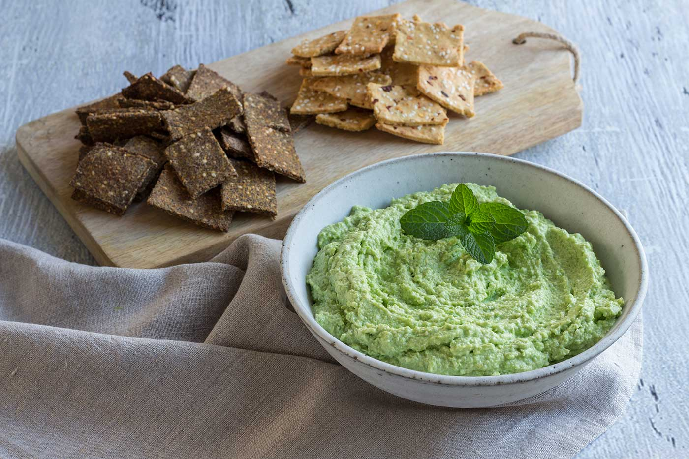 Pea-and-Feta-Hummus-Thermomix-Recipe
