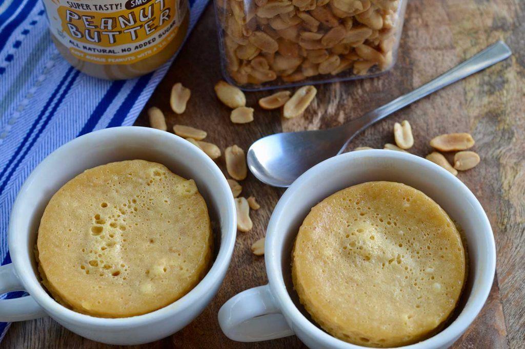 Peanut-Butter-Mug-Cake-Thermomix-5-Minute-Dessert