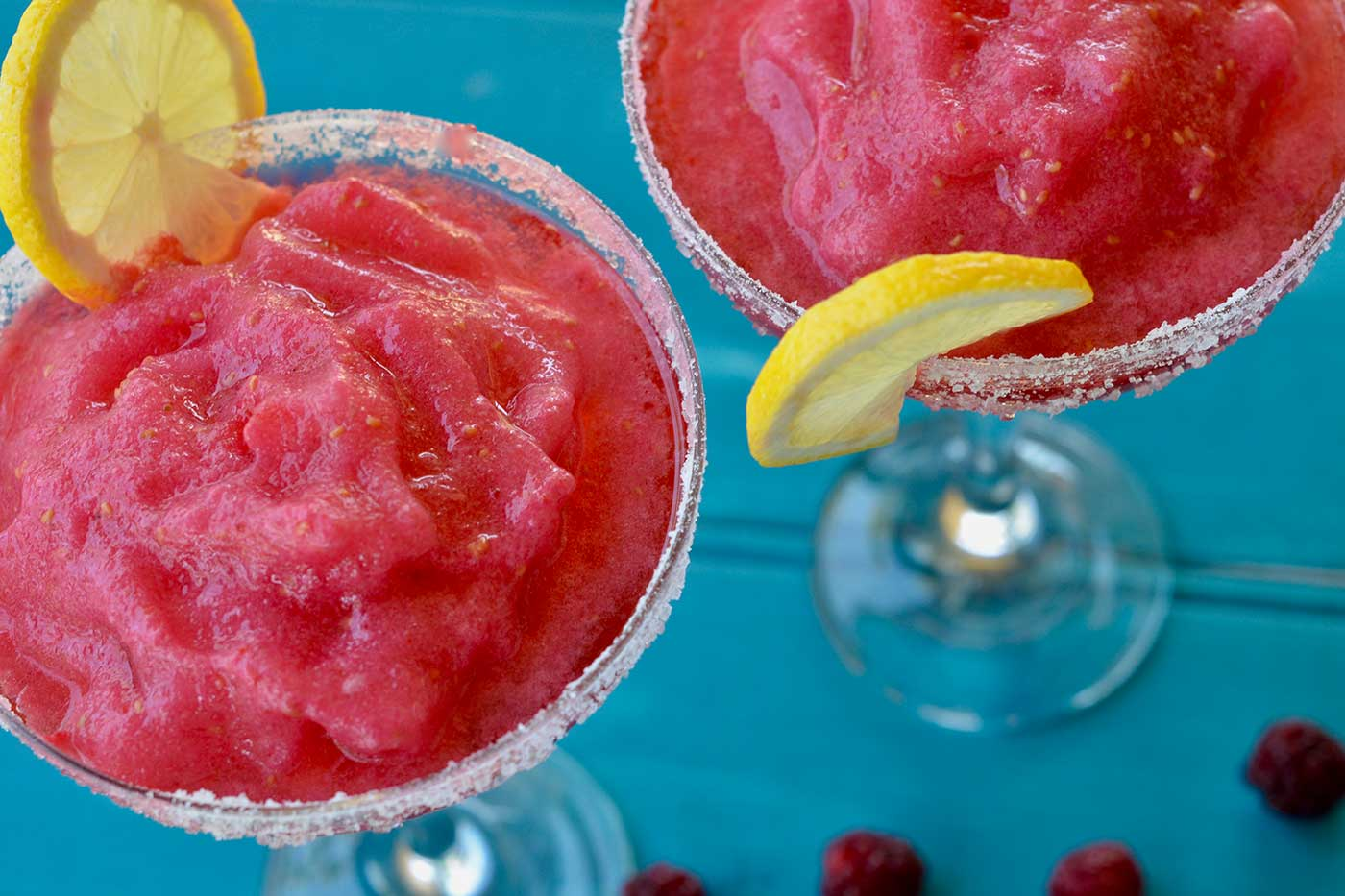 Raspberry-Frozen-Margaritas-Thermomix-Recipe
