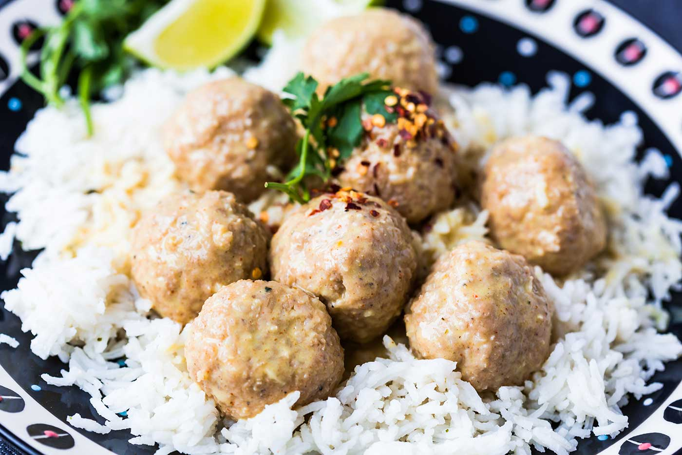 Veggie-Balls-with-Rice-and-Curry-Sauce-Thermomix-Recipe