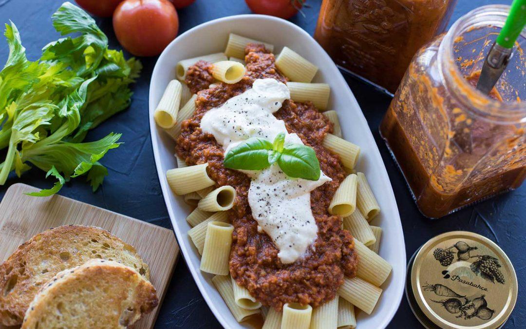 Very Versatile Tomato Pasta Sauce